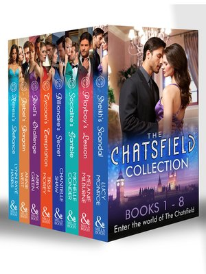 cover image of The Chatsfield Collection Books 1-8